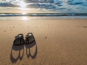 sandles-on-sand